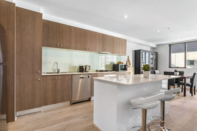 Picture of 508/83 Queens Road, MELBOURNE VIC 3004