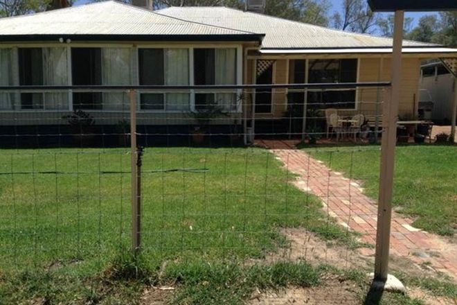 Picture of 25 Francis St, CUNNAMULLA QLD 4490