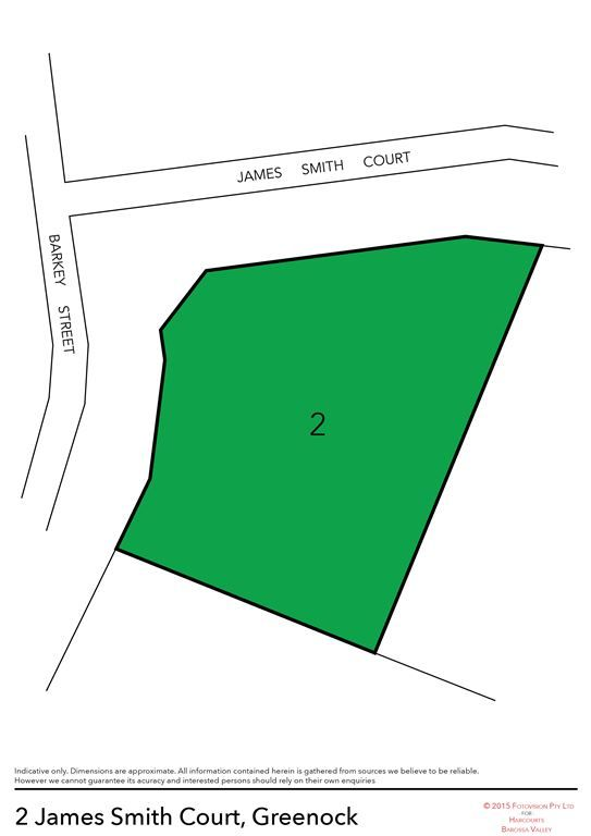 2 James Smith Court, Greenock SA 5360, Image 0