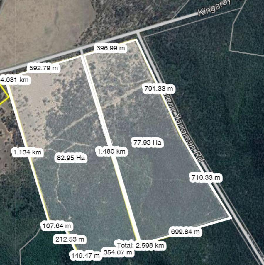 Lot 139 Kingaroy Cooyar Road, Maidenwell QLD 4615, Image 2
