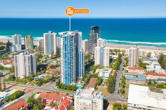 Picture of 406/18 Enderley Avenue, SURFERS PARADISE QLD 4217
