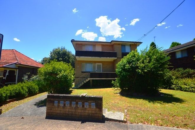 Picture of 3/27 Palace Street, ASHFIELD NSW 2131