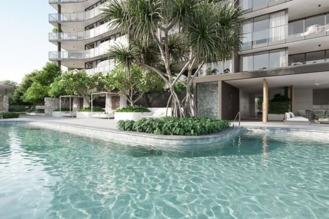 Picture of 21/20 Executive Drive, BURLEIGH WATERS QLD 4220