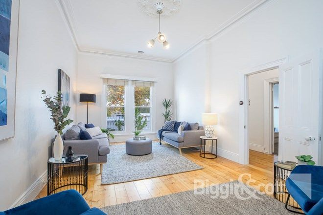 Picture of 204 Doveton Crescent, SOLDIERS HILL VIC 3350