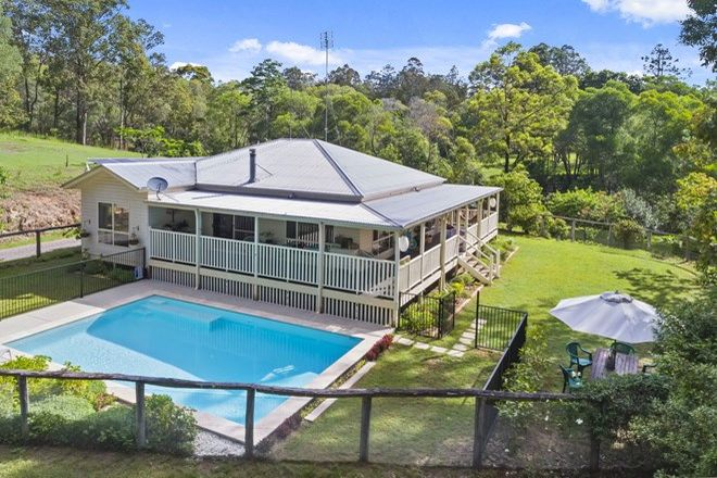 Picture of 62 Old Mill Road, CARTERS RIDGE QLD 4563