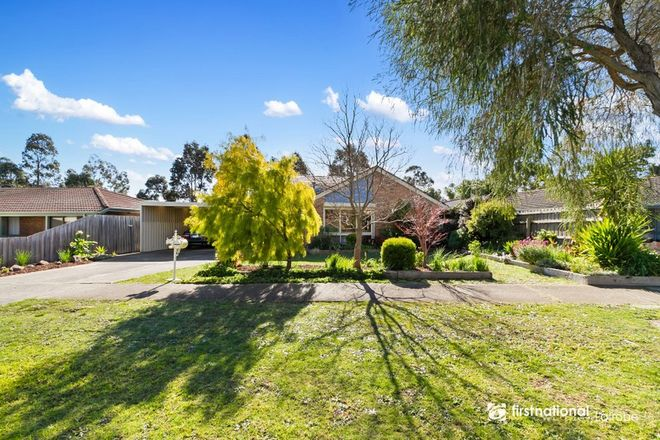 Picture of 91 Swallow Grove, TRARALGON VIC 3844