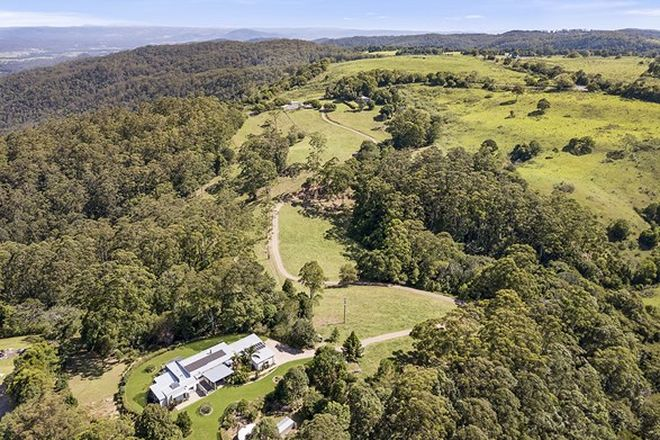 Picture of 1600 Maleny Stanley River Rd, BOOROOBIN QLD 4552