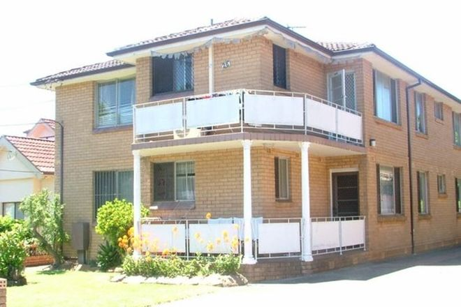 Picture of 4/28 South Parade, CAMPSIE NSW 2194