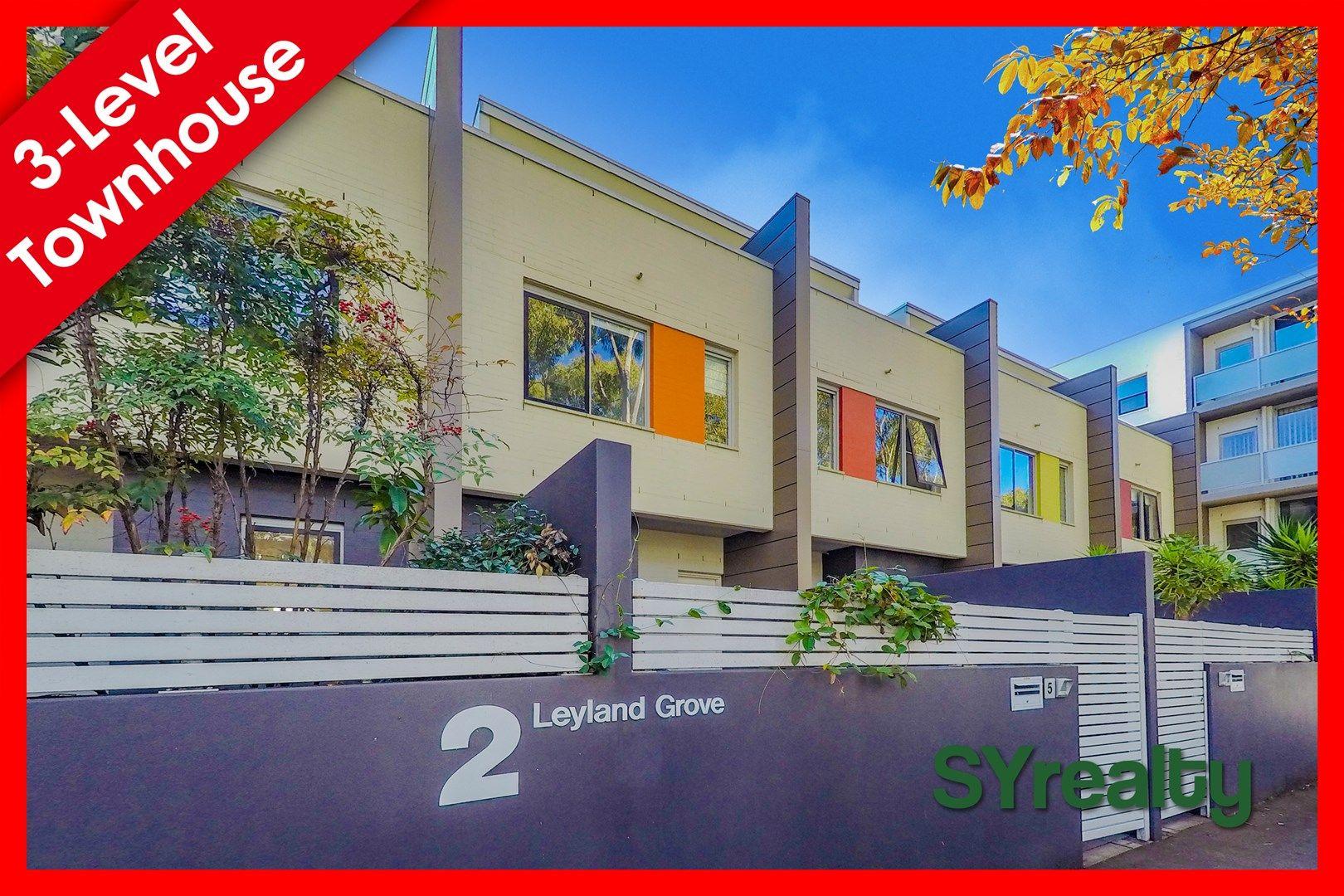 5/2 Leyland Grove, Zetland NSW 2017, Image 0