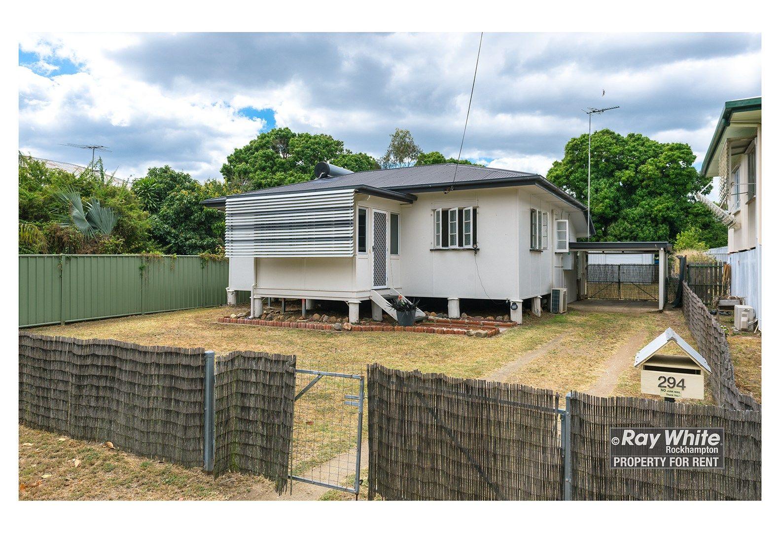 294 Ford Street Berserker, Berserker QLD 4701, Image 0