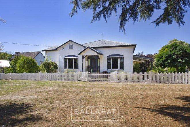 Picture of 21 - 23 Livingstone Street, BEAUFORT VIC 3373