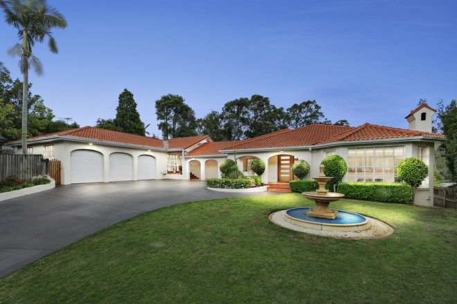 Picture of 4 Bendtree Way, CASTLE HILL NSW 2154