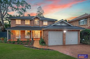 Picture of 16 Copplestone Place, Castle Hill NSW 2154