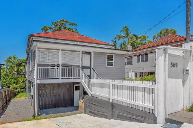 Picture of 569 Vulture Street, EAST BRISBANE QLD 4169