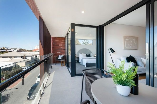 Picture of 3/15 Lime Street, NORTH FREMANTLE WA 6159