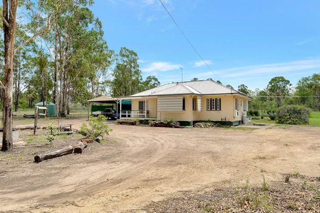 Picture of 854 Old Esk Road, TAROMEO QLD 4306