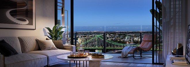 Picture of 3803/443 Queen Street, Brisbane City