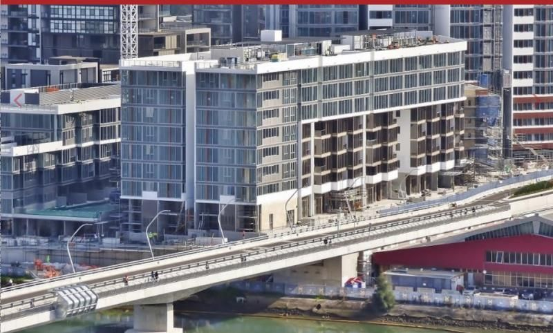 1006/26 Footbridge Boulevard, Wentworth Point NSW 2127, Image 0