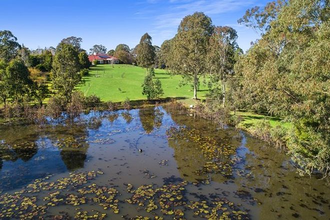 Picture of 54 Grose River Road, GROSE WOLD NSW 2753
