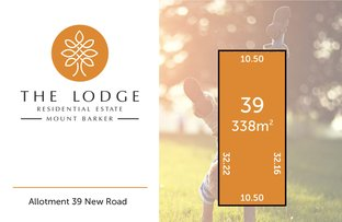 Picture of Lot 39 Clover Court, Mount Barker SA 5251
