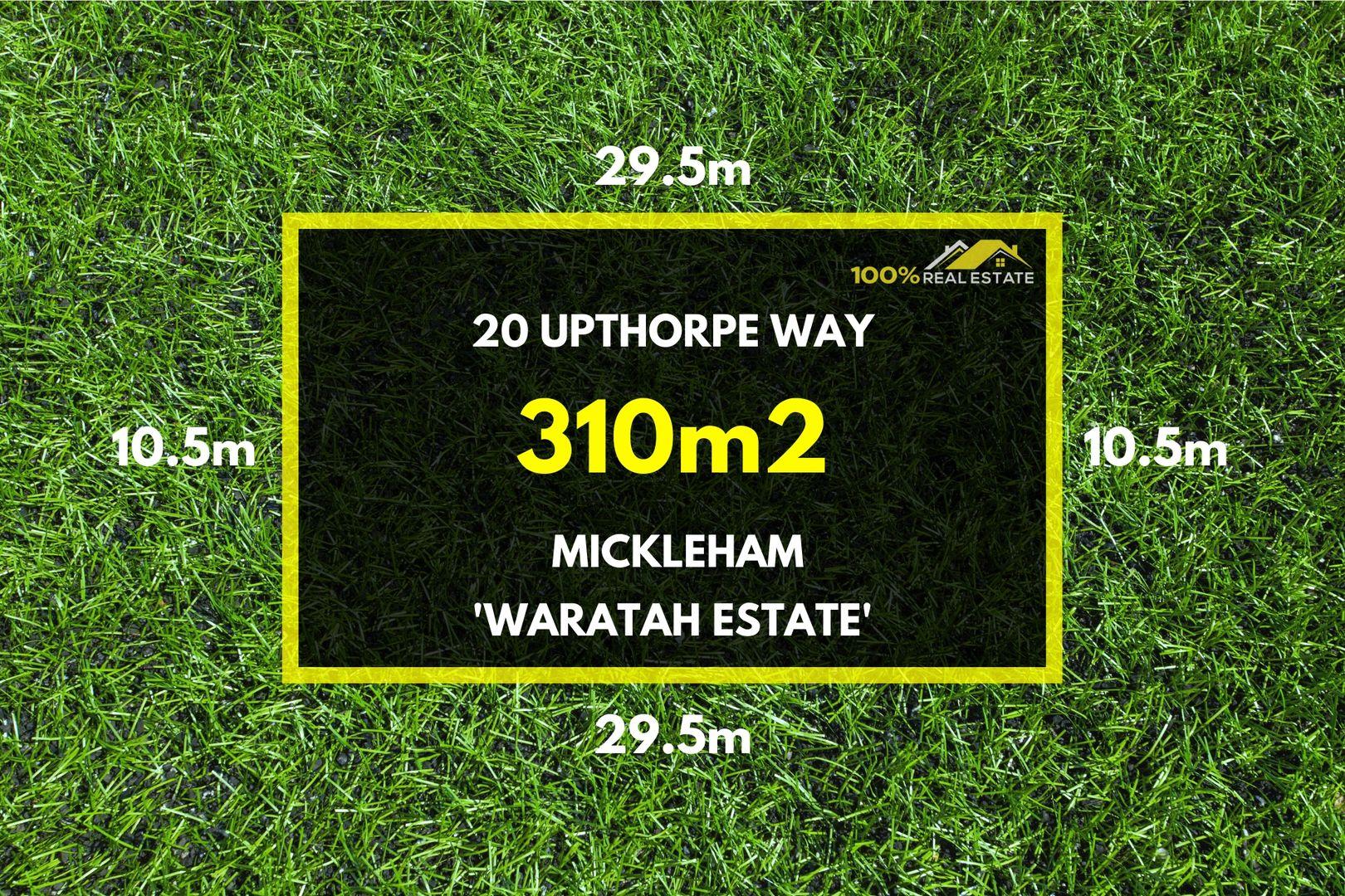 20 Upthorpe Way, Mickleham VIC 3064, Image 0