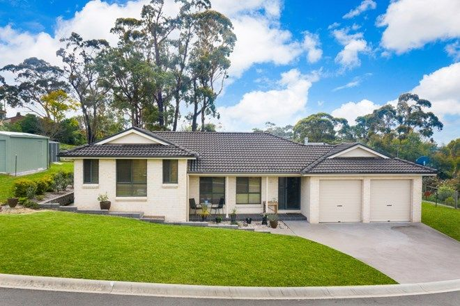Picture of 3 Range View Place, WILLOW VALE NSW 2575