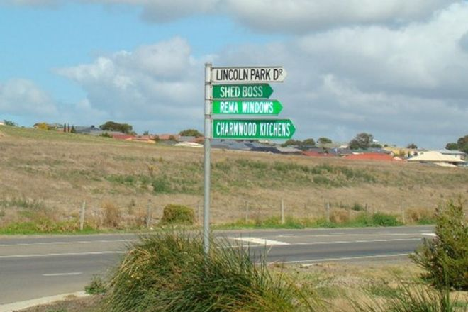 Picture of Lot 15 Lincoln Park, HINDMARSH VALLEY SA 5211
