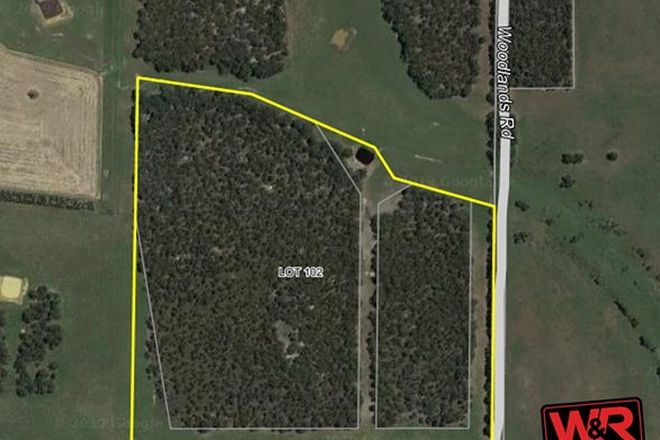 Picture of Lot 102 Woodlands Rd, NARRIKUP WA 6326