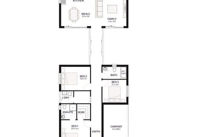 Picture of Lot 229 Wagtail Way, MOUNT BARKER SA 5251