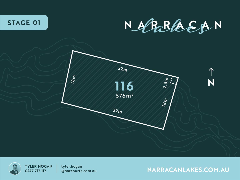 Lot 116 Narracan Lakes, Newborough VIC 3825, Image 0