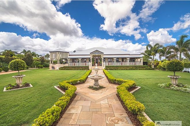 Picture of 14 Maddison Avenue, ROCKYVIEW QLD 4701