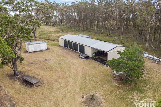 Picture of 15 Harrison Road, RAMSAY QLD 4358
