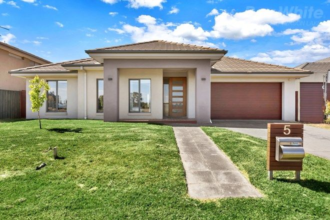 Picture of 5 Starling Court, WATERWAYS VIC 3195