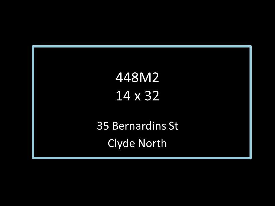 35 BERNARDINS STREET, Clyde North VIC 3978, Image 1
