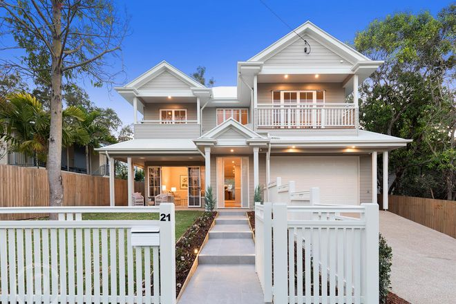 Picture of 21 Hillsdale Street, MORNINGSIDE QLD 4170