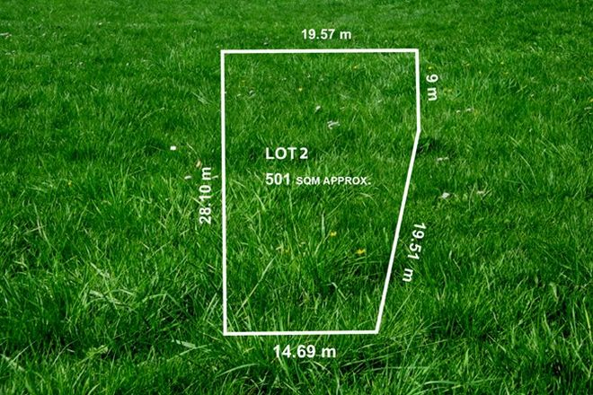 Picture of Lot 2 Harmon Drive, DROUIN VIC 3818