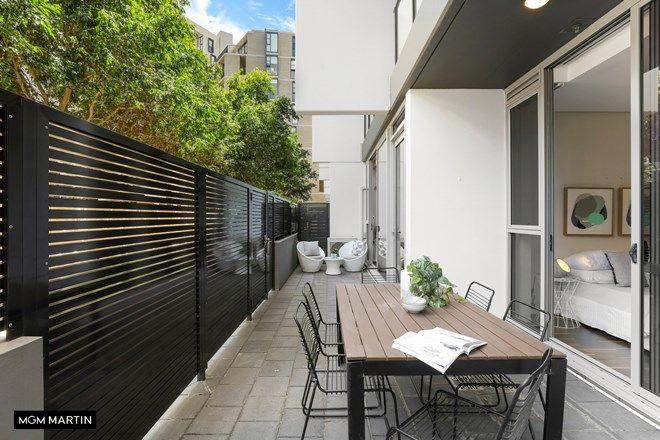 Picture of 105/15 Joynton Avenue, ZETLAND NSW 2017