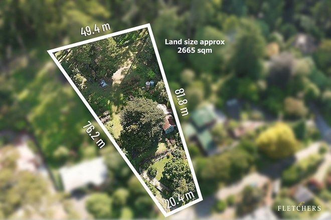 Picture of 27 Yarrabee Road, MOUNT DANDENONG VIC 3767