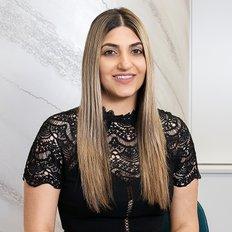Adriana Hayek, Sales representative