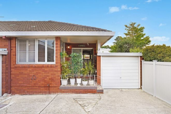 Picture of 3/37 Walmer Street, SANS SOUCI NSW 2219
