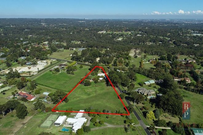 Picture of 1 Lawrence Road, KENTHURST NSW 2156