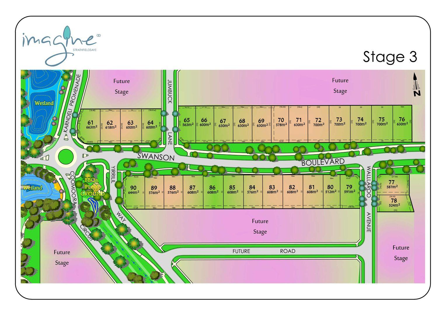 All Stages Imagine Estate, Strathfieldsaye VIC 3551, Image 2