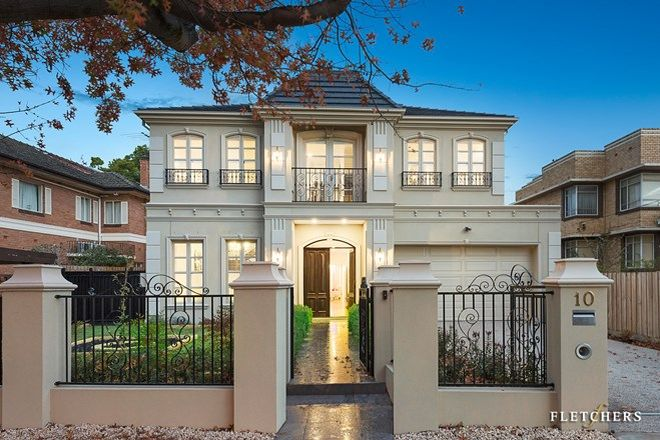 Picture of 10 Bulleen Road, BALWYN NORTH VIC 3104