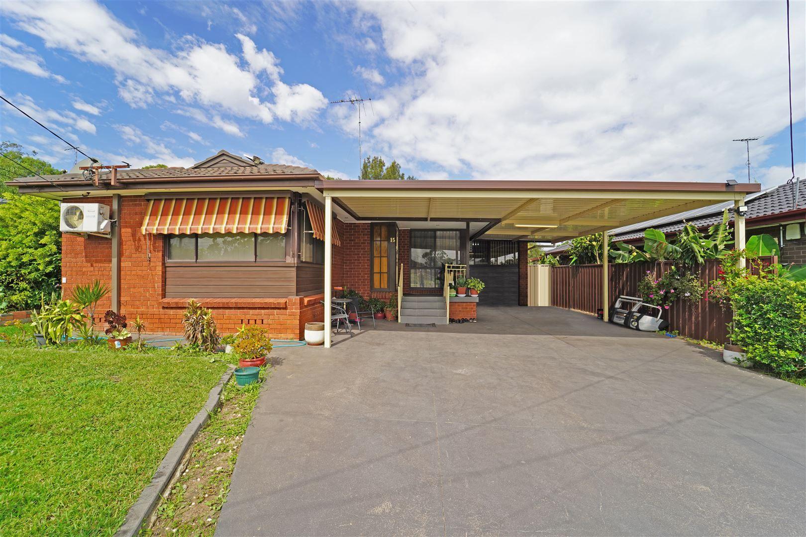 15 Pangari Crescent, Dharruk NSW 2770, Image 0