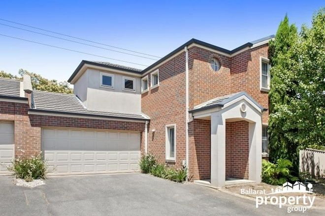 Picture of 6/20 Falcon Drive, INVERMAY PARK VIC 3350