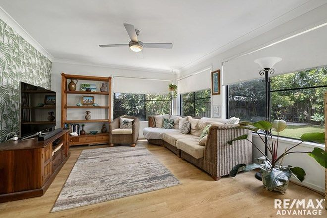 Picture of 1 Treetop Place, MANLY WEST QLD 4179