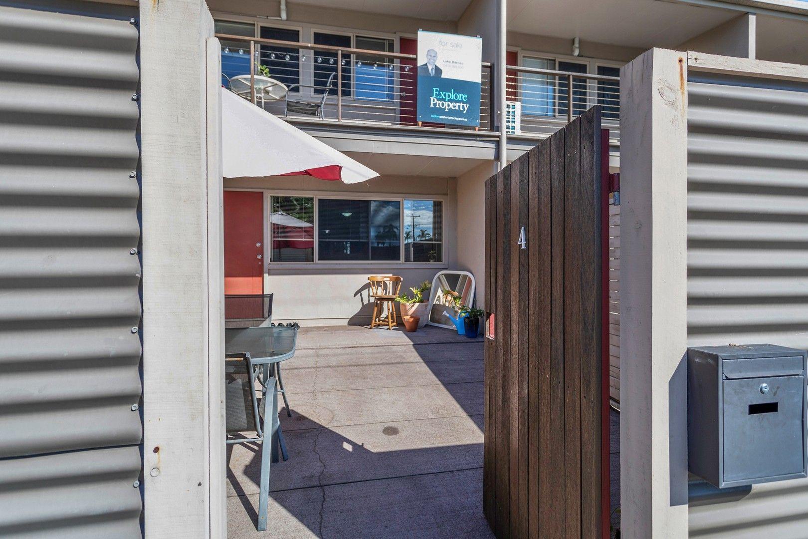 4/115 Evan Street, South Mackay QLD 4740, Image 0
