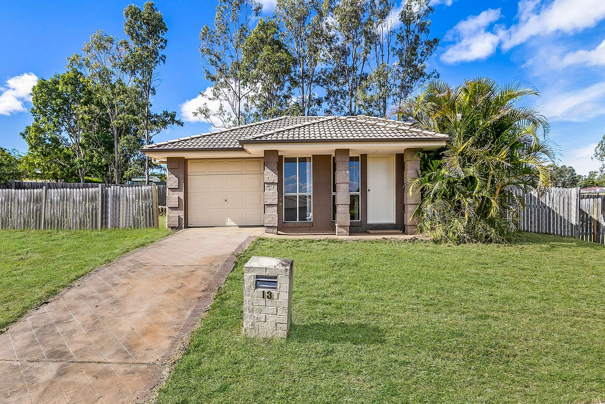13 Wandera Court, Redbank Plains QLD 4301, Image 0