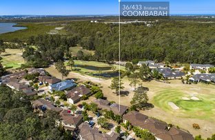 Picture of 36/433 Brisbane Road, Coombabah QLD 4216