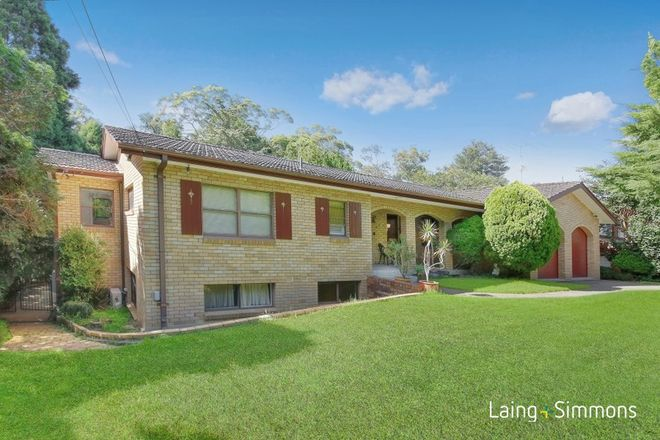 Picture of 8 Liguori Way, PENNANT HILLS NSW 2120